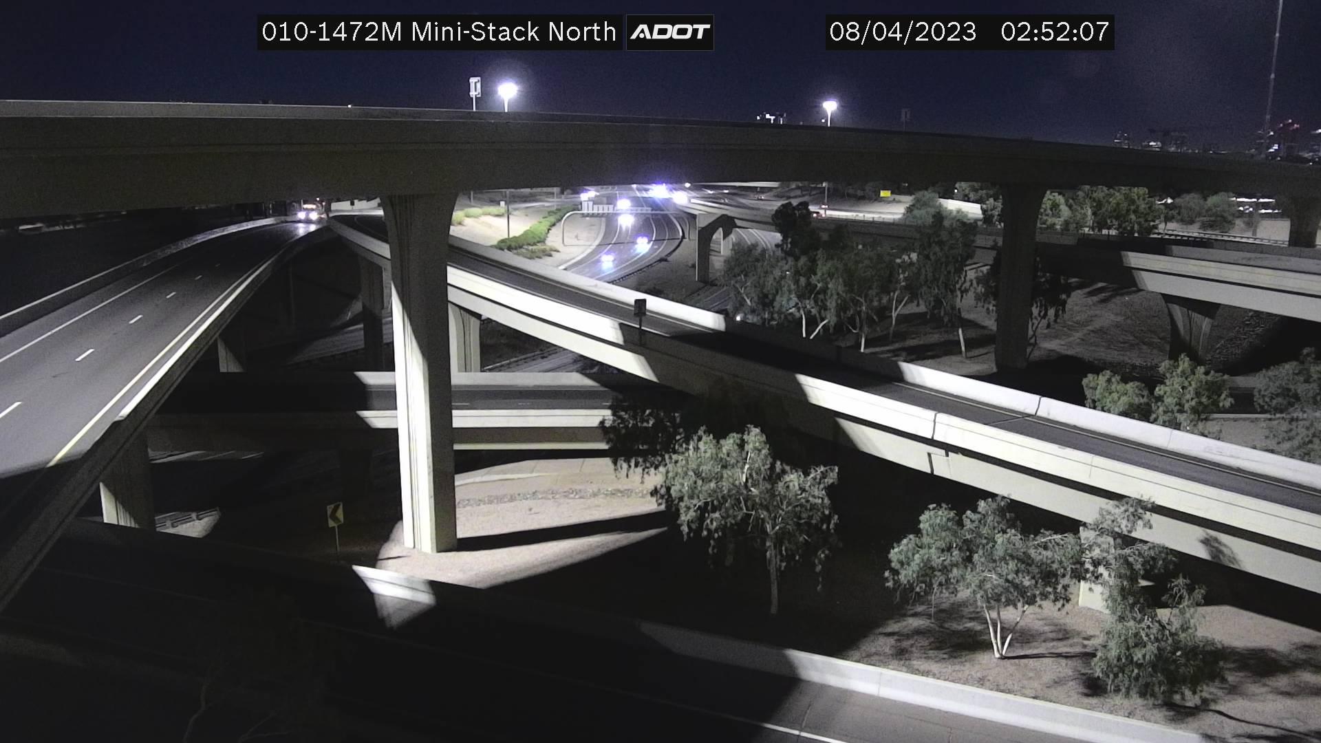 I-10 and Mini Stack @ North