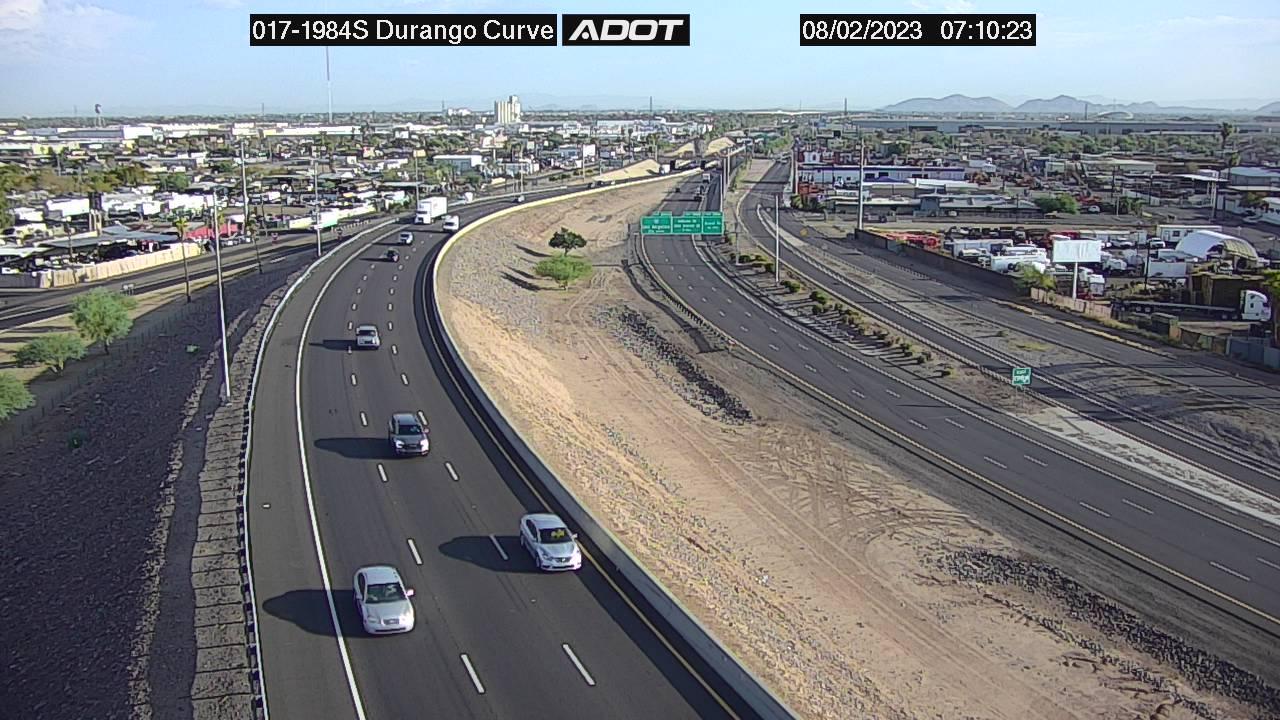 I-17 Durango Curve