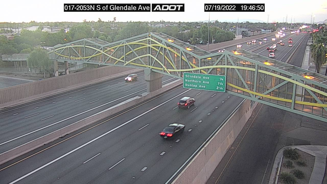 I-17 South Glendale Avenue